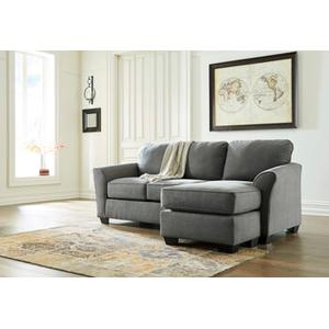 Sectional with Chair - Also available in brown