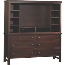 Cabin Creek Collection- Triple Dresser