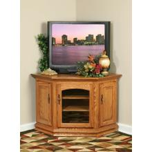 See Details - Traditional Corner TV Stand