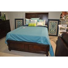 Klaussner Queen Bed