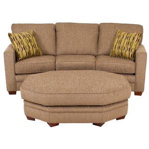 Best Craft Furniture - 8539 Conversation Sofa