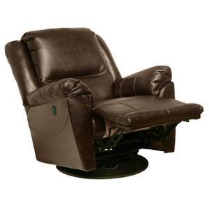 "Chaise ""Swivel Glider"" Recliner"