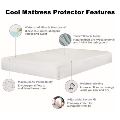 Protect-A-Bed - Cool Mattress Protector