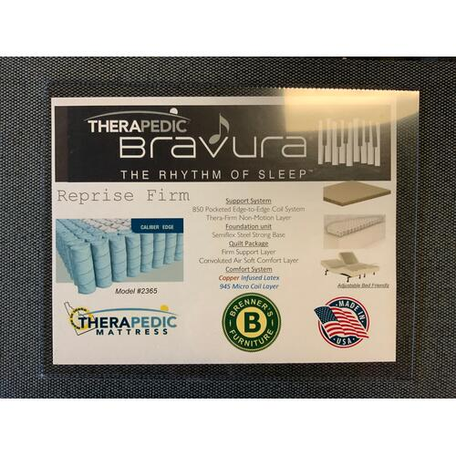 Reprise Firm - Bravura Series