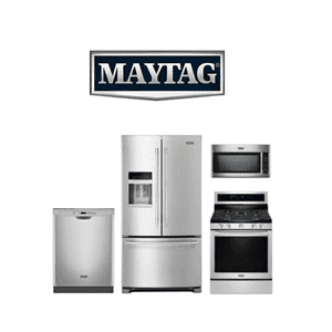 Maytag 4 Piece Kitchen Package. Price Valid Thru 2/10/21.