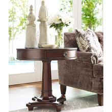 Rachael Ray - Upstate - Round Lamp Table