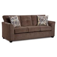 View Product - Kennedy Chocolate Sofa