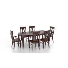 Canadel Dining Collection