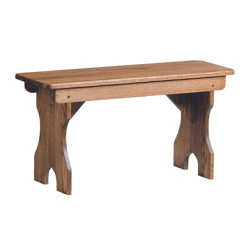 Country Value Woodworks - 3' Farm Bench