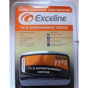 GSM-TV120E  Surge Protector - TV & Entertainment Center