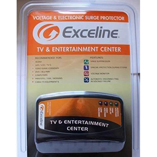 GSM-TV120E  Surge Protector - TV & Entertainment Center