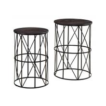 See Details - Marxim Nesting Table