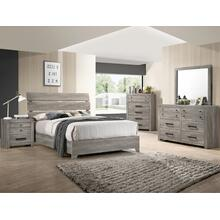 Crown Mark B5520 Tundra King Bedroom