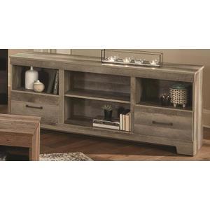 "Kith Furniture - Gambrell 65"" Two Drawer Entertainment"
