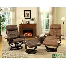 3160-60 Chocolate & Caramel massage chair