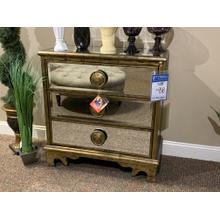 Product Image - Mirrored Chest of Drawers