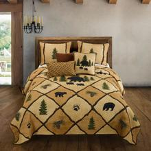 See Details - Pine Crossing Full/Queen Quilt Set