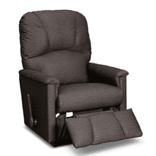 MERCURY ROCKER RECLINER  in Mocha Brown     (10-795-B654877,40152)