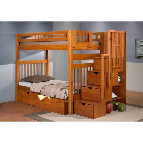Product Image - Sacramento Bunk Bed - T/T