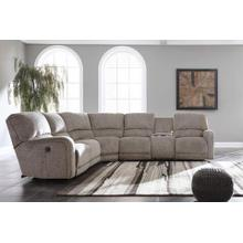 PITTSFIELD 4 PC SECTIONAL