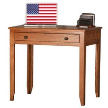 "Oak 32"" Promo Desk"
