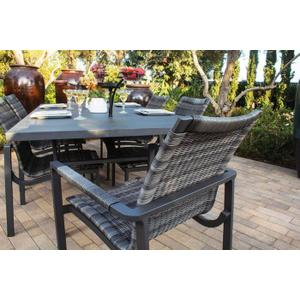 Megan Woven Dining Side Chair
