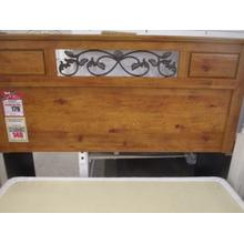 See Details - CLEARANCE QUEEN HEADBOARD