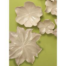 Magnolia Bowl-Ivory-Sm