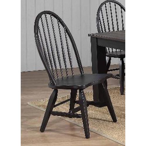 E.C.I. - E.C.I. 1859-23 Ashford Dining Set - Table, Bench, 4 Bow Back Chairs