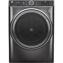 See Details - CLOSEOUT SPECIAL! Out of box special! GE 5.0 cu. ft. Capacity Smart Front Load ENERGY STAR Steam Washer; Full manufacturer warranty; Model GFW850SPNDG SN: MR309447