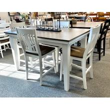 """Beach House"" 5 Piece Counter Dining Set"