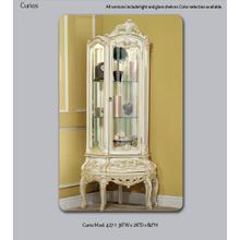 Curio Cabinet 427