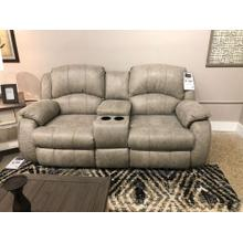See Details - Cagney Power Reclining Loveseat with Console