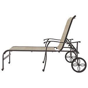 Bass Lake Sling Chaise Lounge