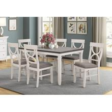Product Image - Lifestyle 7 piece dinette