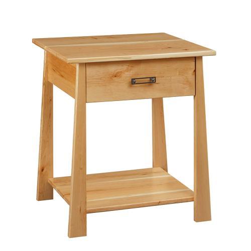 Craftmen - 1 Drawer Nightstand