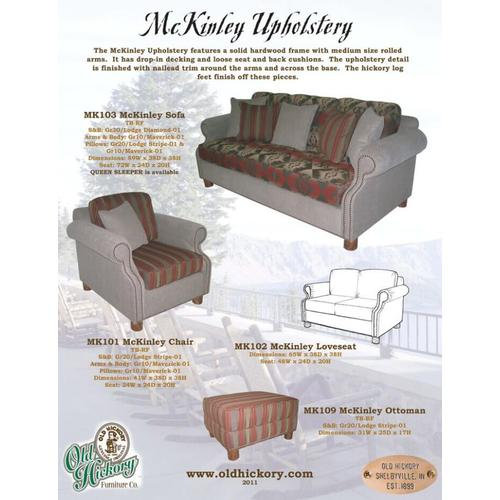 McKinley Upholstery