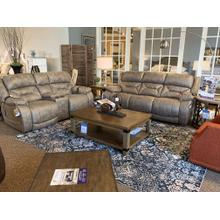 Enterprise Reclining Sofa & Loveseat w. Console