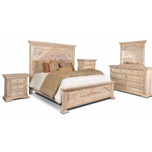 Sienna King Bed
