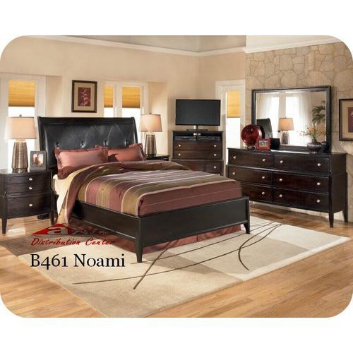 Ashley Furniture - Ashley B461 Naomi Bedroom set Houston Texas USA Aztec Furniture