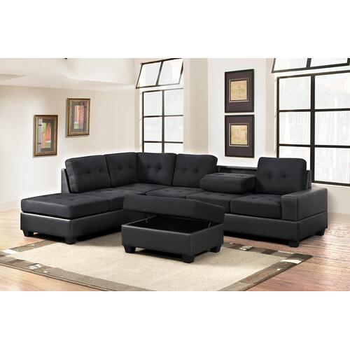 PU9 Heights Sectional