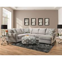 4810 Dante Concrete Sectional