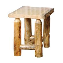 RRP1109 Rustic Red Pine End Table