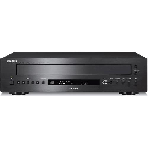 CD-C600 BlackFive-disc CD Changer