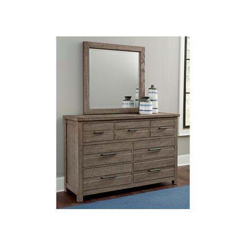CLEARANCE Highlands 7 Drawer Dresser