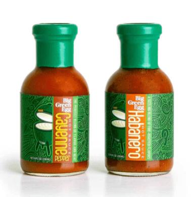 Big Green EggBig Green Egg Hot Sauce, Cayenne Pepper