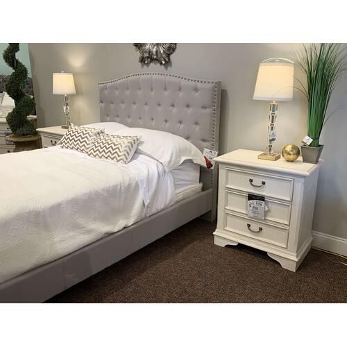 Bayside Nightstands and Dresser