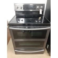 NE59J7850WG Electric Range with Flex Duo™, 5.9 cu.ft