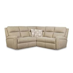Double Reclining Sectional w/ Power
