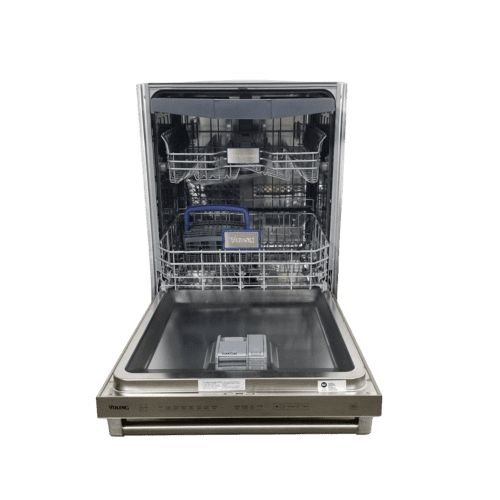 """24"""" Dishwasher w/Installed Professional Stainless Steel Panel - VDWU524SS Includes Stainless Steel Door Panel"""